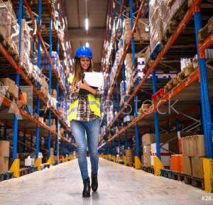 droplink managed warehousing tab
