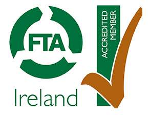 FTA Ireland Bronze accredited member logo